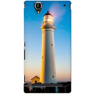 Sony Xperia T2 Ultra Back Cover By G.Store