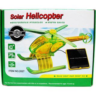 Muren DIY Solar Powered Halicopter toy(MUREN-000002072)