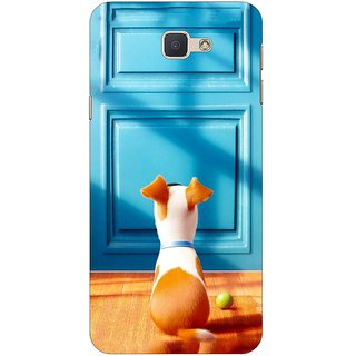Samsung Galaxy J5 Prime Back Cover By G.Store