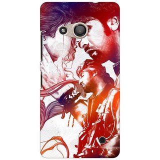 Nokia Lumia 550 Back Cover By G.Store
