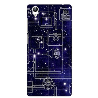 Vivo Y51L Back Cover By G.Store