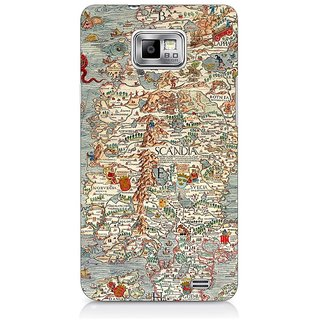 Samsung Galaxy S2 Back Cover By G.Store