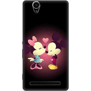 sale retailer a410a d4f88 Sony Xperia T2 Ultra Designer back case By SLR ( SXT2_SLR3DAA_G0016 )