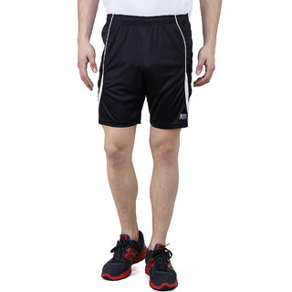 T-10 Sports MenS Black Shotrs