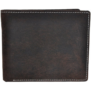 Chandair Pure Leather Brown Mens Wallet (WL-0023)