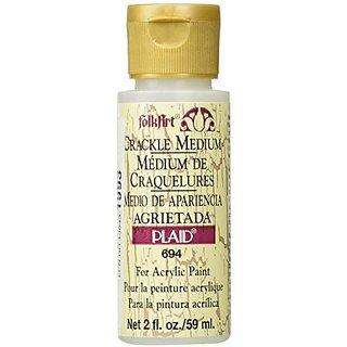 FolkArt 694 2-Ounce Crackle Medium
