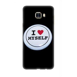 Samsung Galaxy C7 Designer back case By SLR  ( SMC7_SLR3DAA_G0019 )