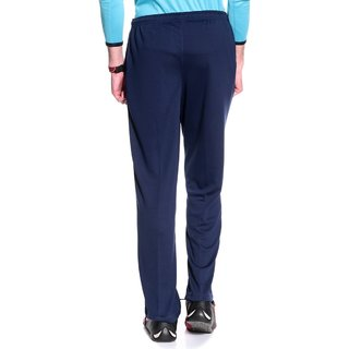 T-10 Sports MenS Navy Track Pant