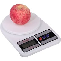 Digital Kitchen Scale Electronic Digital Kitchen Weighing Scale 10 Kgs Weight Measure Spices Vegetable Liquids