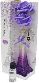 Muren Dual Gift Pack of Lavender Rose and  Fragrance Perfume Gift Set (MUREN-000002049)