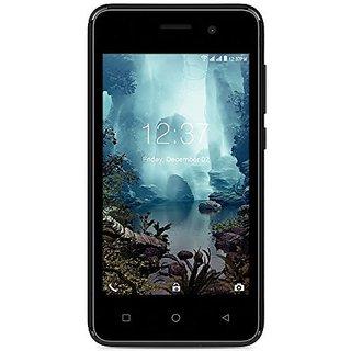 Intex Aqua 4G Mini (512 MB,4 GB,Black)