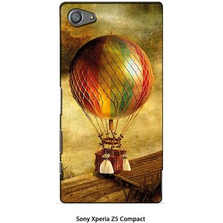 Sony Xperia Z5 Compact Back Cover By G.Store