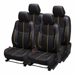 Pegasus Premium PU Leather Car Seat Cover for Toyota Etios Liva