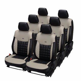 Pegasus Premium PU Leather Car Seat Cover for Mahindra XUV 500
