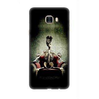 Samsung Galaxy C7 Designer back case By SLR  ( SMC7_SLR3DAA_G0037 )
