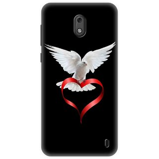 Nokia 2 Designer back case By SLR  ( NK2_SLR3DAA_G0039 )