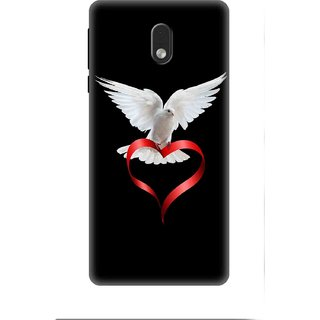 Nokia 3 Designer back case By SLR  ( NK3_SLR3DAA_G0039 )