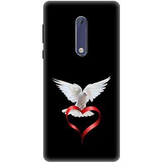 Nokia 5 Designer back case By SLR  ( NK5_SLR3DAA_N0039 )