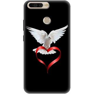 Huawei Honor V9 Designer back case By SLR  ( HHV9_SLR3DAA_G0039 )
