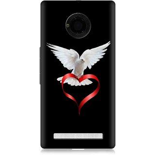Micromax Yu Yuphoria Designer back case By SLR  ( MXYUPHORIA_SLR3DAA_G0039 )