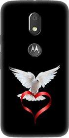Motorola Moto E3 Power Designer back case By SLR  ( MOTOE3POWER_SLR3DAA_N0039 )