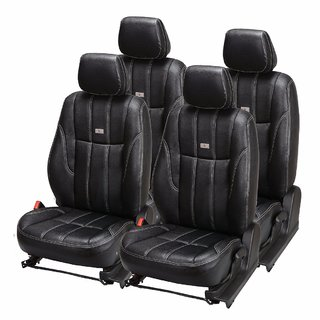 Pegasus Premium PU Leather Car Seat Cover for Hyundai i10
