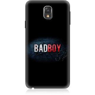 Samsung Galaxy Note 3 Designer back case By SLR  ( SMN3_SLR3DAA_G0045 )