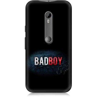 Motorola Moto G3 ( 3rdGen ) Designer back case By SLR  ( MOTOG3_SLR3DAA_N0045 )