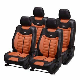Pegasus Premium PU Leather Car Seat Cover For Hyundai Santro Xing