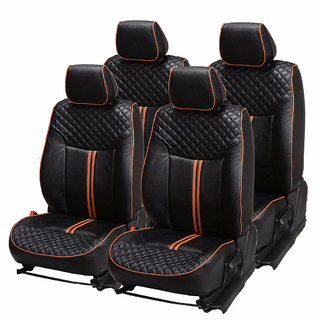 Pegasus Premium PU Leather Car Seat Cover for Maruti Ritz