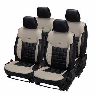 Pegasus Premium PU Leather Car Seat Cover for Tata Vista
