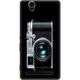 Sony Xperia T2 Ultra Designer back case By SLR  ( SXT2_SLR3DAA_G0047 )