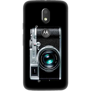 Motorola Moto E3 Power Designer back case By SLR  ( MOTOE3POWER_SLR3DAA_N0047 )