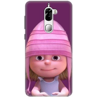 Coolpad Cool 1 Designer back case By SLR  ( CPC1_SLR3DAA_N0050 )