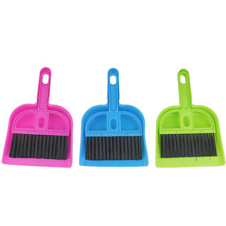 Evershine Buy 2 Get 1 Free Mini Dust Pan Plastic Dustpan