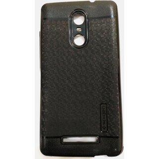 new product c6302 e2d39 Buy Redmi Note 4,SOFT TPU SPIGEN BACK COVER CASE BLACK Online ...
