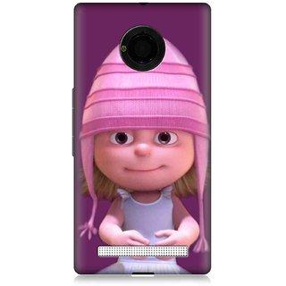 Micromax Yu Yuphoria Designer back case By SLR  ( MXYUPHORIA_SLR3DAA_G0050 )