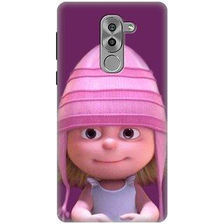 Honor 6X Designer back case By SLR  ( HH6X_SLR3DAA_N0050 )