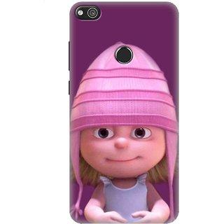 Huawei Honor 8 Lite Designer back case By SLR  ( HH8LITE_SLR3DAA_N0050 )