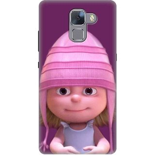 Honor 7 Designer back case By SLR  ( HH7_SLR3DAA_N0050 )