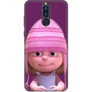 Honor 9i Designer back case By SLR  ( HH9I_SLR3DAA_N0050 )