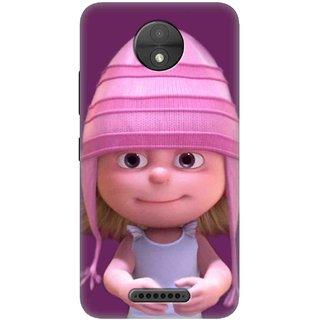 Motorola Moto C Plus Designer back case By SLR  ( MOTOCPLUS_SLR3DAA_G0050 )