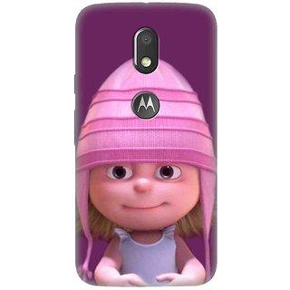 Motorola Moto E3 Designer back case By SLR  ( MOTOE3_SLR3DAA_N0050 )