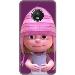 Motorola Moto E4 Designer back case By SLR  ( MOTOE4_SLR3DAA_G0050 )