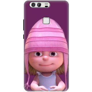 Huawei P9 Designer back case By SLR  ( HHP9_SLR3DAA_N0050 )