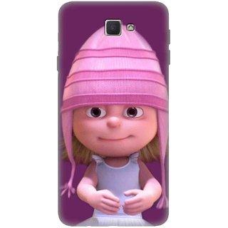Samsung Galaxy J7 Prime Designer back case By SLR  ( SMJ7PRIME_SLR3DAA_G0050 )