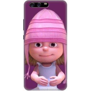 Huawei P10 Designer back case By SLR  ( HHP10_SLR3DAA_B0050 )