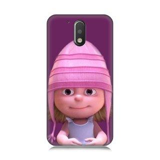 Motorola Moto G4 Play Designer back case By SLR  ( MOTOG4PLAY_SLR3DAA_N0050 )