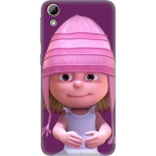 HTC Desire 626G Designer back case By SLR  ( HTC626G_SLR3DAA_B0050 )