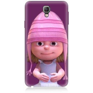 Samsung Galaxy Note 2 Designer back case By SLR  ( SMN2_SLR3DAA_G0050 )